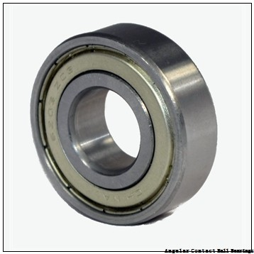 75 mm x 160 mm x 37 mm  SKF 7315 BECBY  Angular Contact Ball Bearings