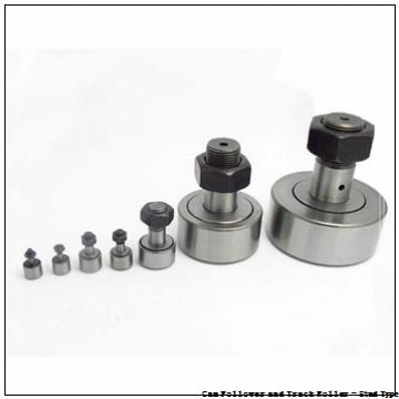 MCGILL CF 7/8 SB  Cam Follower and Track Roller - Stud Type