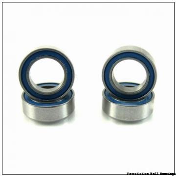 3.346 Inch | 85 Millimeter x 4.724 Inch | 120 Millimeter x 1.417 Inch | 36 Millimeter  TIMKEN 2MM9317WI DUL  Precision Ball Bearings